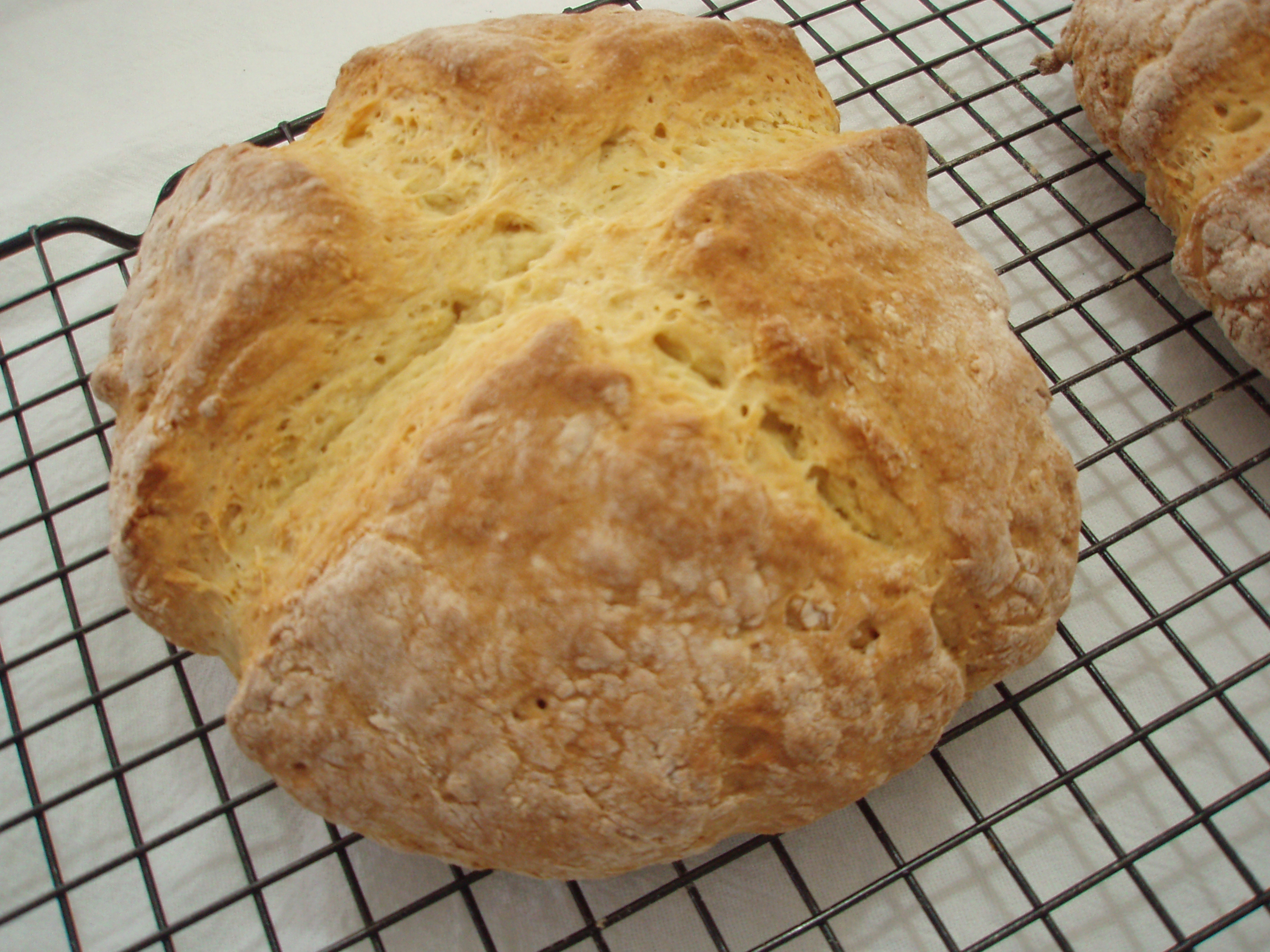 Gluten Free Irish Soda Bread A Generous Table